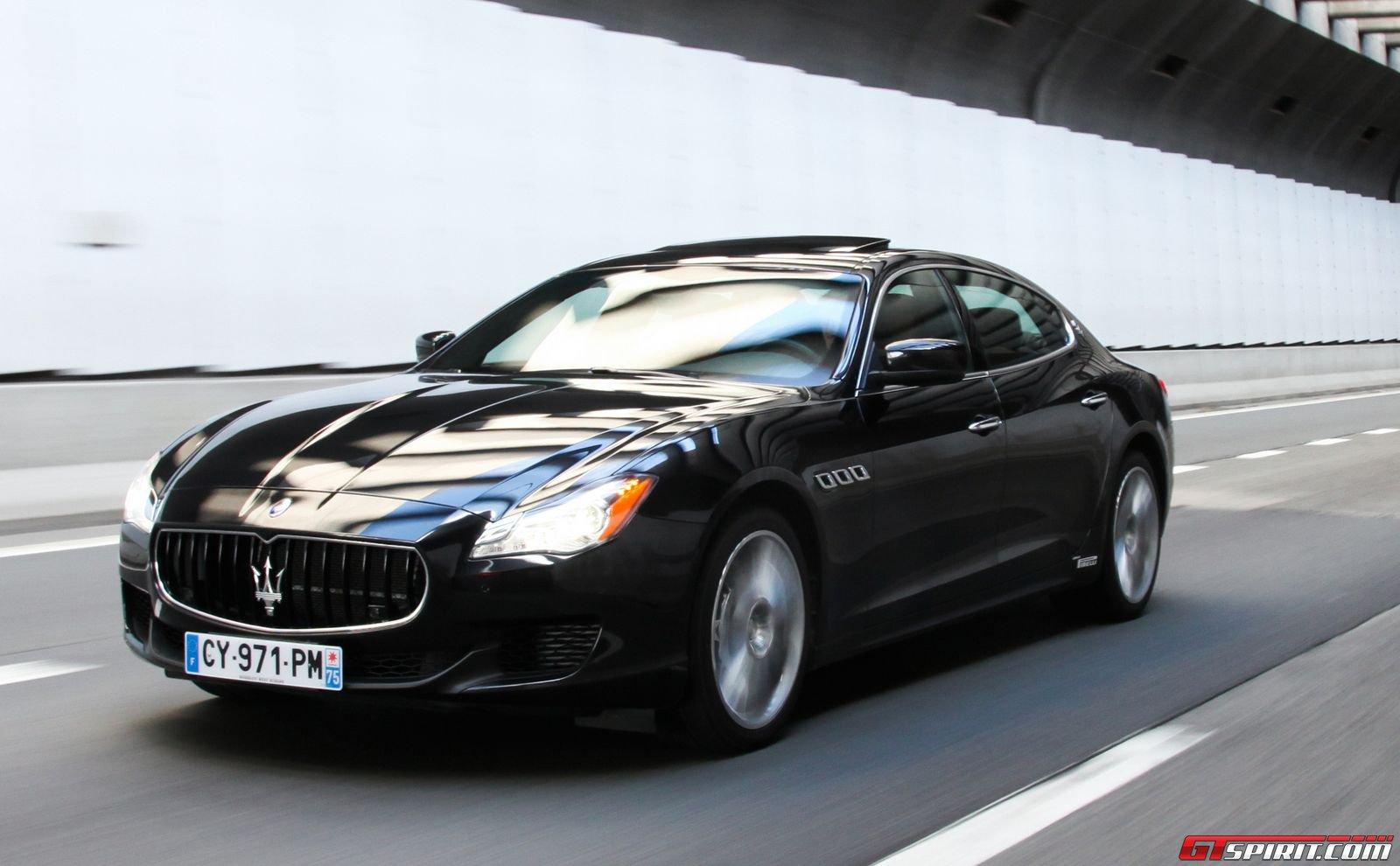 2014 Maserati Quattroporte >> 2014 Maserati Quattroporte Gts Review Gtspirit