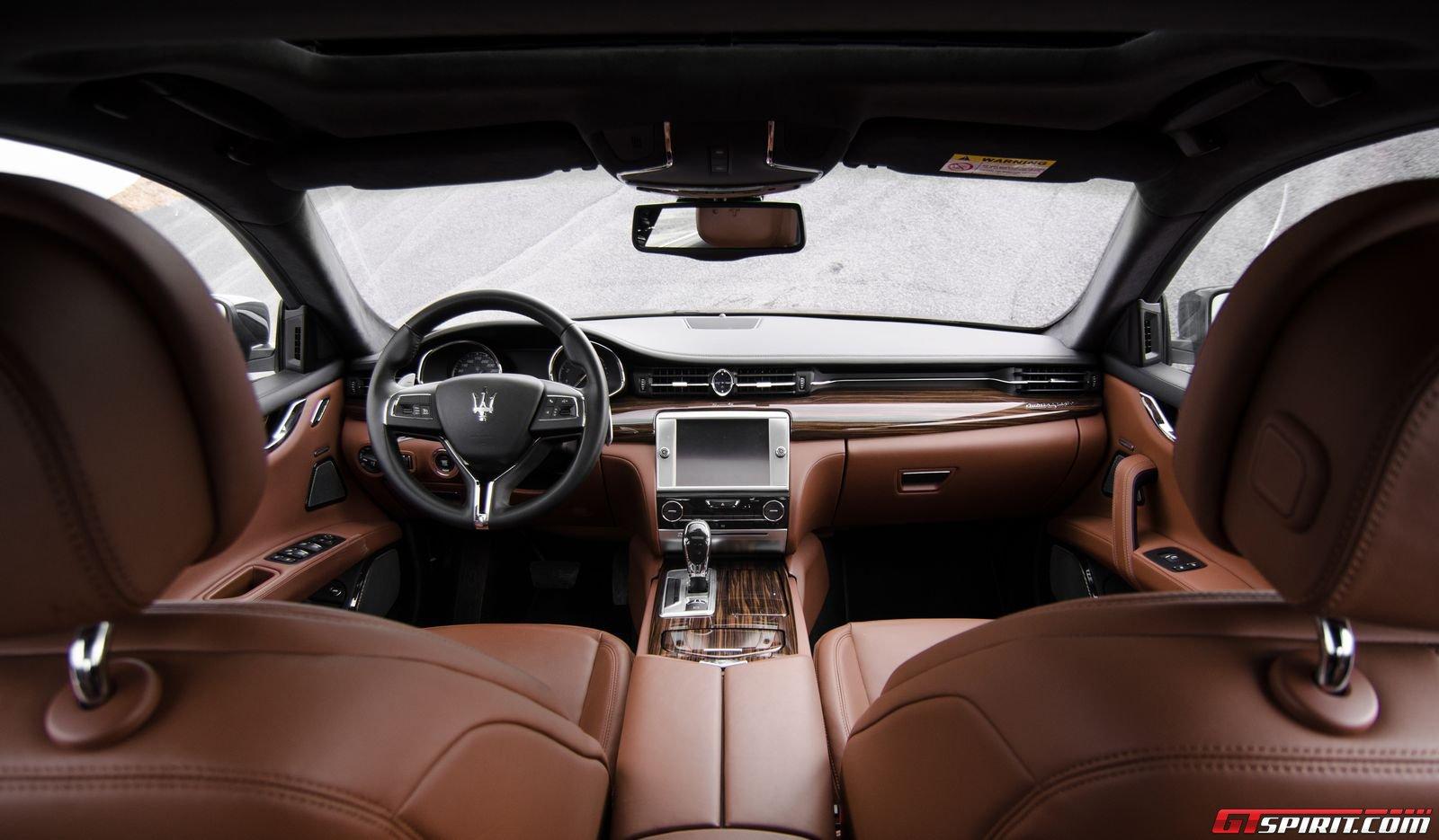 2018 maserati quattroporte interior. unique interior interior 2014 maserati quattroporte gts review in 2018 maserati quattroporte interior u