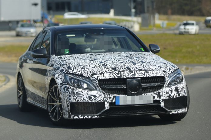 Mercedes-Benz C63 AMG Coupe, Cabriolet and Estate to Launch by 2016