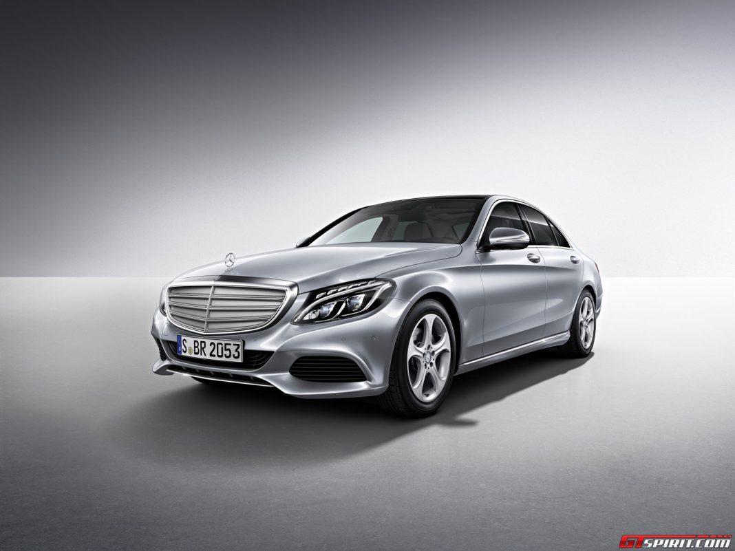Mercedes-Benz C-Class Long Wheelbase