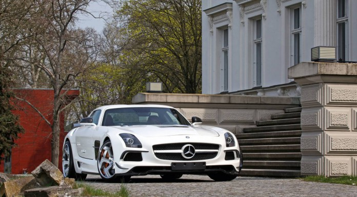 "Official: Mercedes-Benz SLS AMG ""Black Series"" by SGA Aerodynamics"