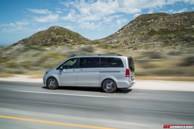 Mercedes-Benz V-Class Review