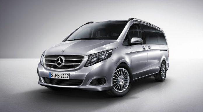 Mercedes-Benz V-Class Review
