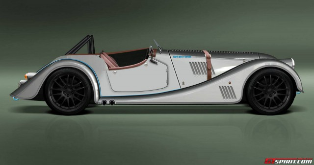 Official: Morgan Plus 8 Speedster