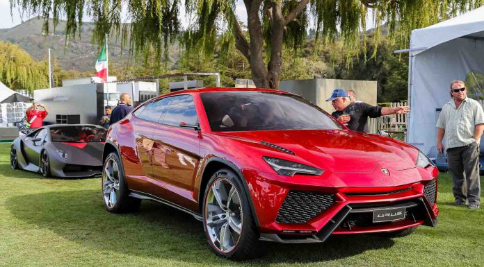 Lamborghini SUV on Schedule for 2018 Launch With Urus Styling