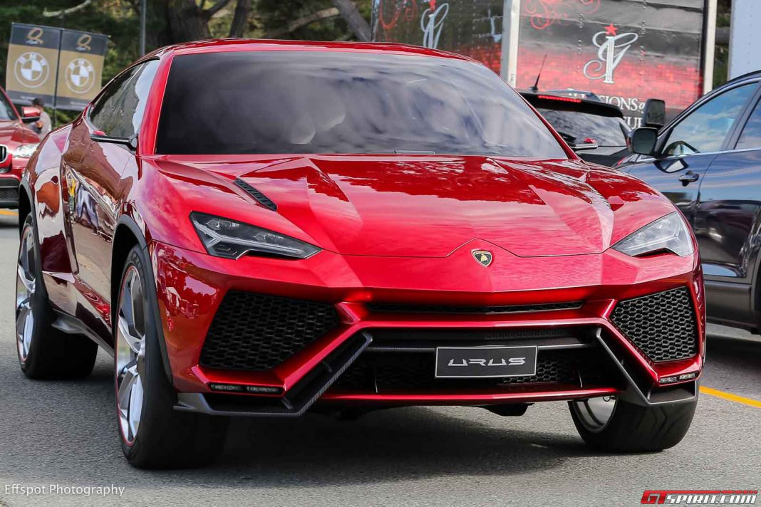 Lamborghini Urus Could be Firm's First Turbocharged Vehicle