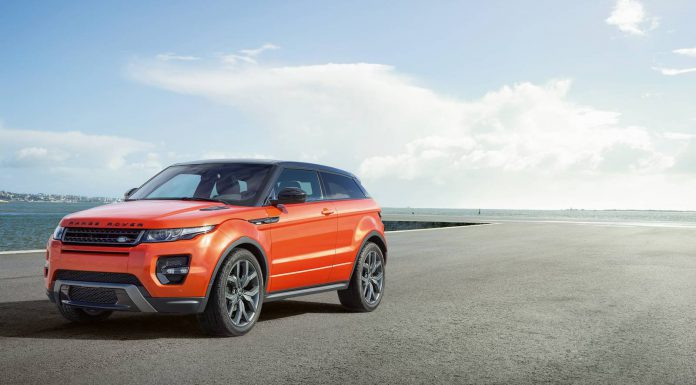 Land Rover to Start Building SUV in China Later This Year