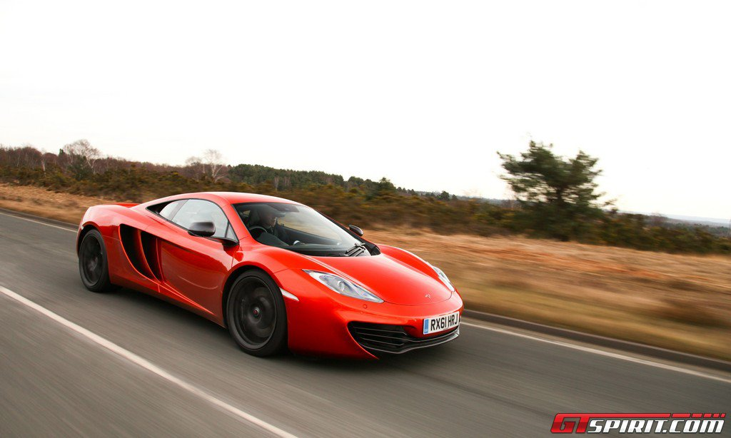 McLaren 12C Production Ends In Light of 650S Success