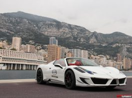 Meeting the Mansory Siracusa in Monaco
