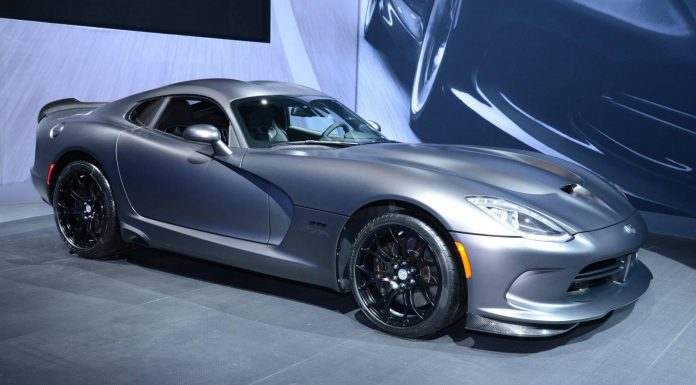 New York: Time Attack SRT Viper GTS Anodized Carbon Special Edition