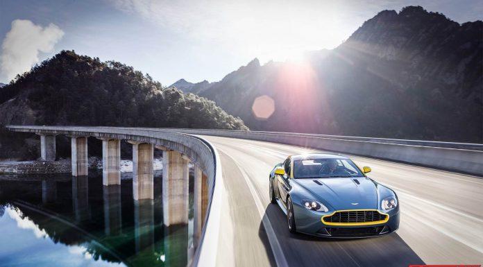 2015 Aston Martin V8 Vantage GT to Debut in New York