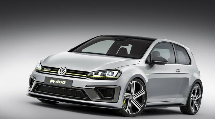 Golf R 400 >> Volkswagen Golf R 400 To Reach Production Next Year Gtspirit