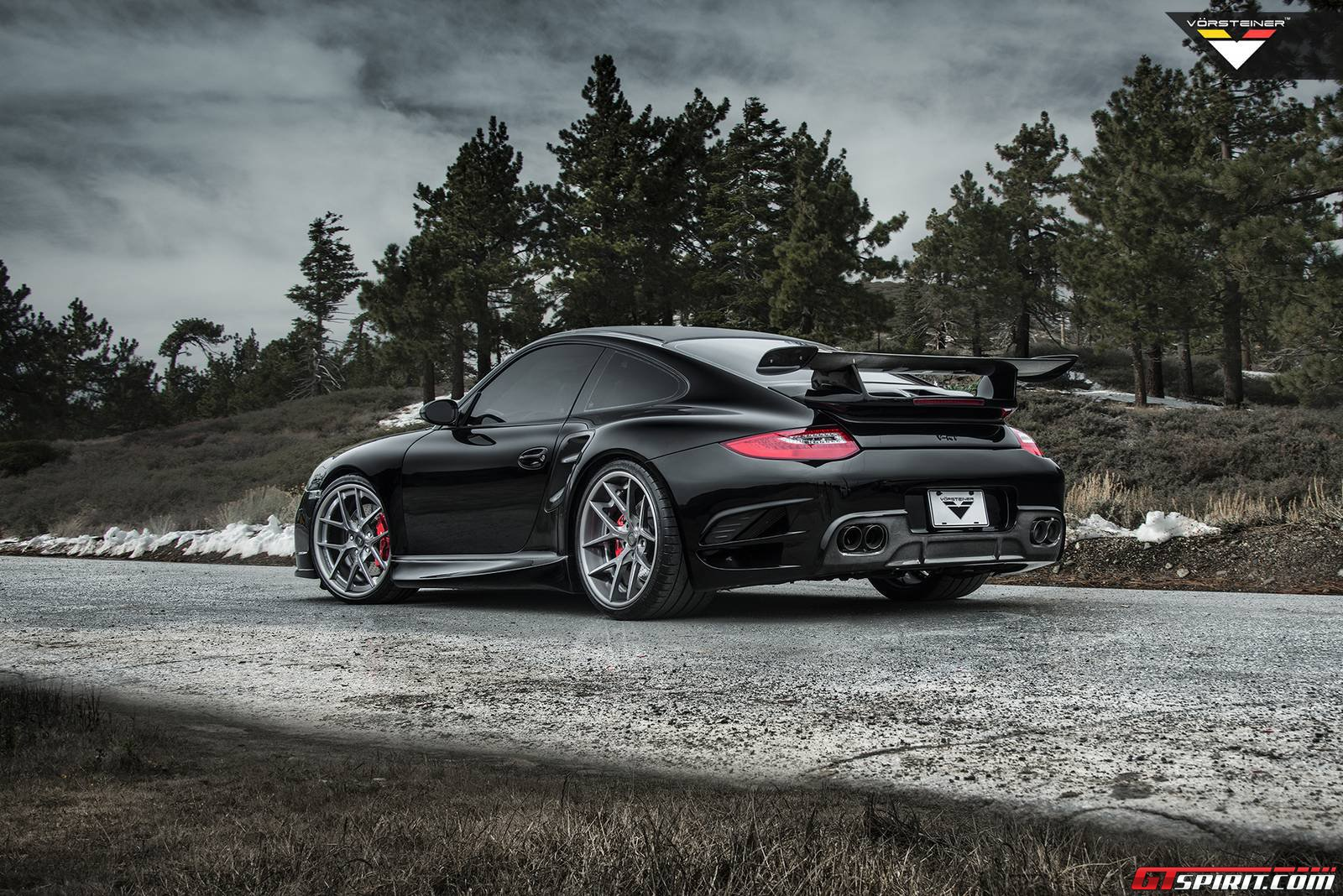 official vorsteiner porsche 997 v rt edition 911 turbo gtspirit. Black Bedroom Furniture Sets. Home Design Ideas