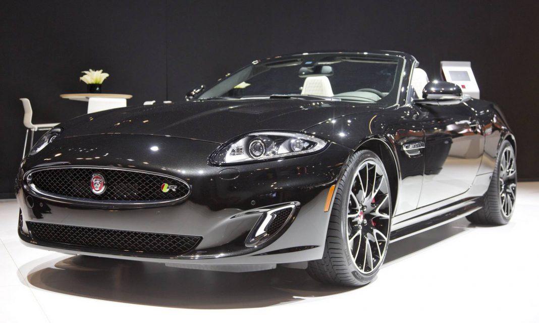 Official: Jaguar XK Final Fifty Edition