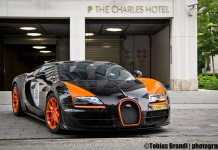 2014 Bugatti Grand Tour in Munich