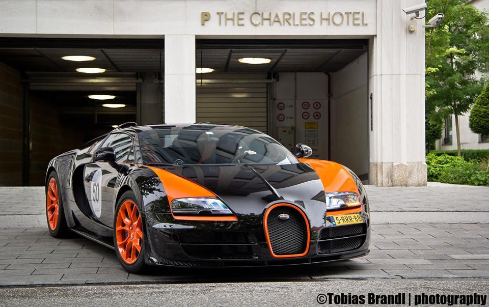 2014 Bugatti Grand Tour in Munich