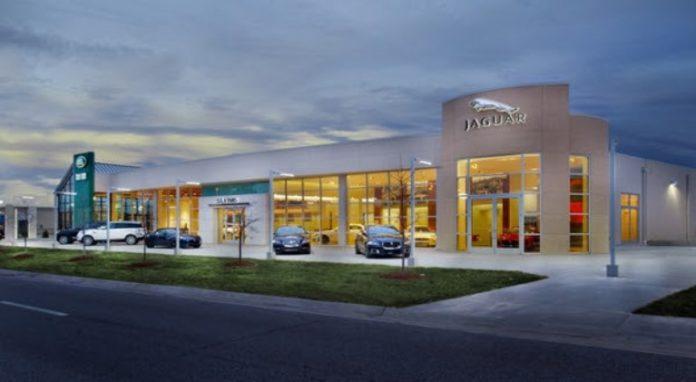 Dual-Branded Jaguar Land Rover Center