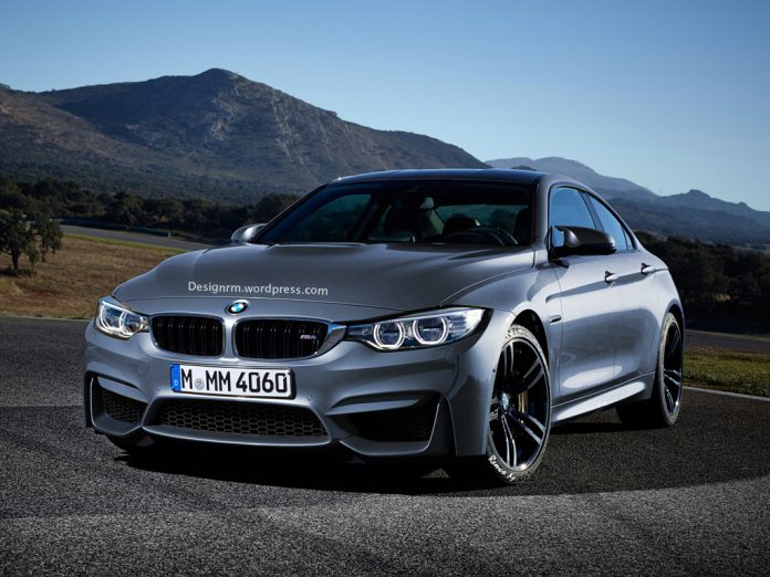 BMW M4 Gran Coupe Confirmed for September Launch