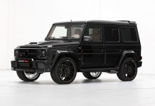 For Sale: Rare Brabus G65 800 iBusiness