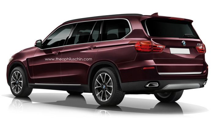 Could the BMW X7 Look Like This?