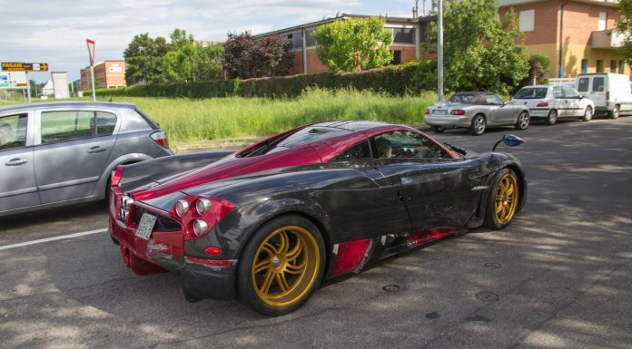 Five Stunning New Pagani Huayras Preparing for Deliveries