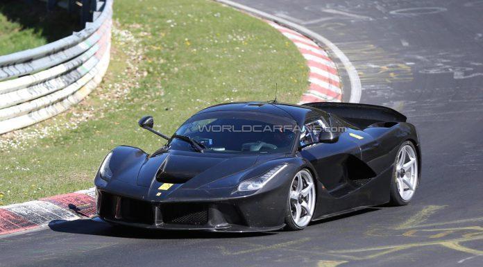 Ferrari Considering Turbo V6 for LaFerrari XX?