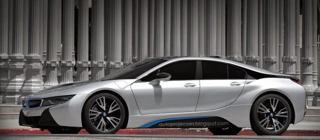 Four Door BMW i9 Planned for 2016?