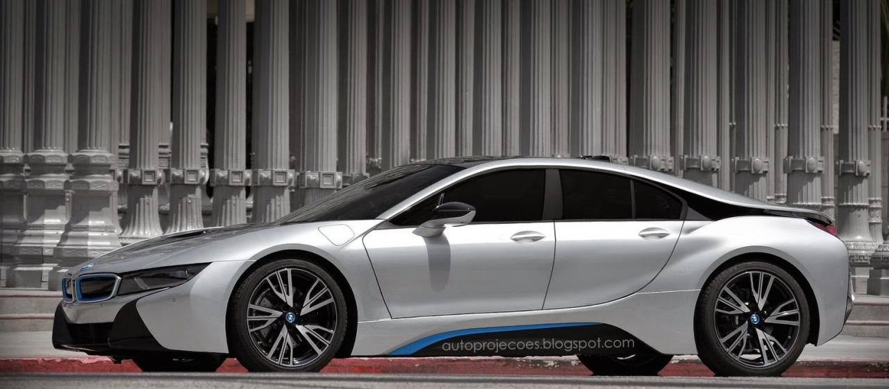 four door bmw i9 planned for 2016 gtspirit. Black Bedroom Furniture Sets. Home Design Ideas