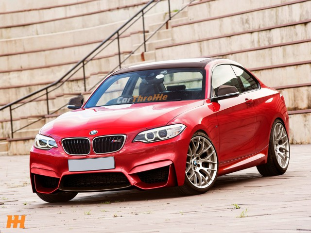 2016 BMW M2 Rendered and Looking Exceptional