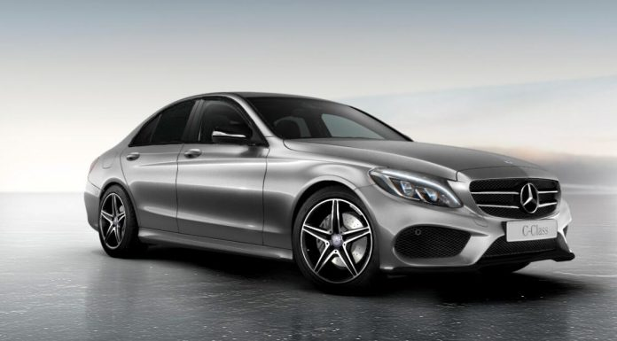 Official: Mercedes-Benz C-Class Night Package