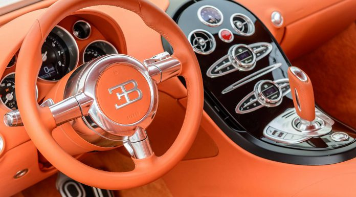 Drake's Bugatti Veyron Sang Noir Hits the Used Car Market