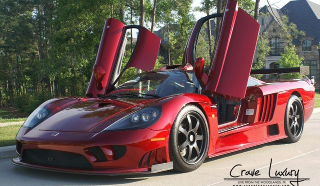 Saleen S7 For Sale >> Rare Saleen S7 Twin Turbo Competition For Sale Gtspirit