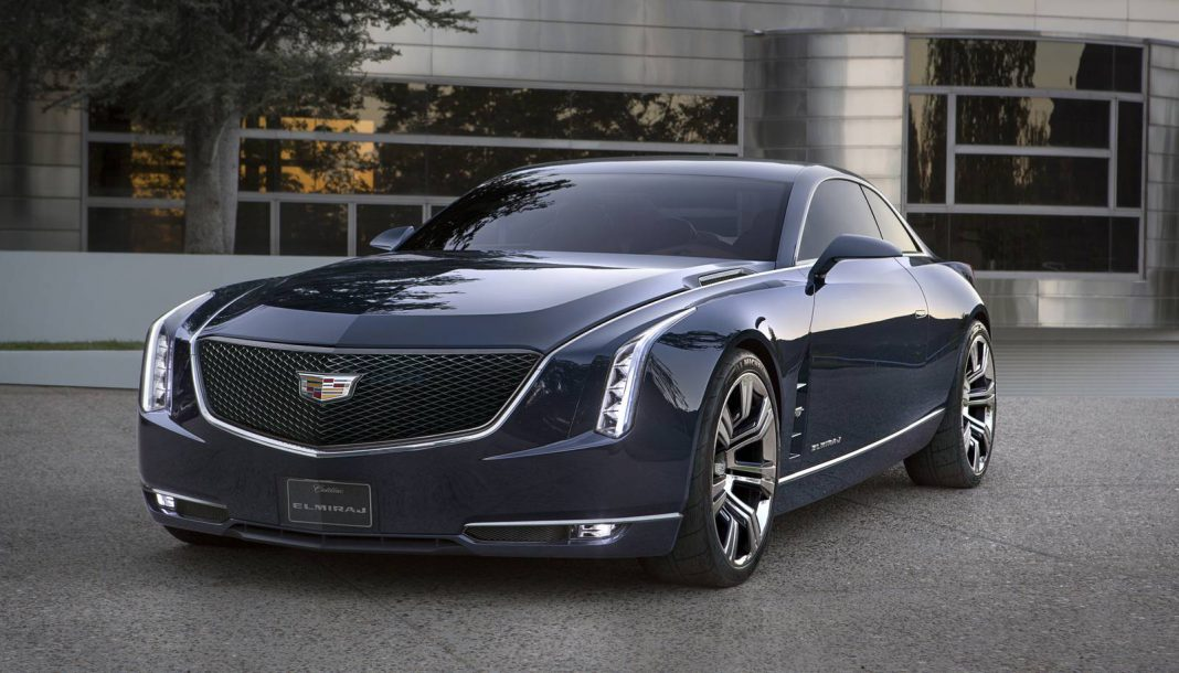 Cadillac Remains Unsure About Elmiraj Concept Production