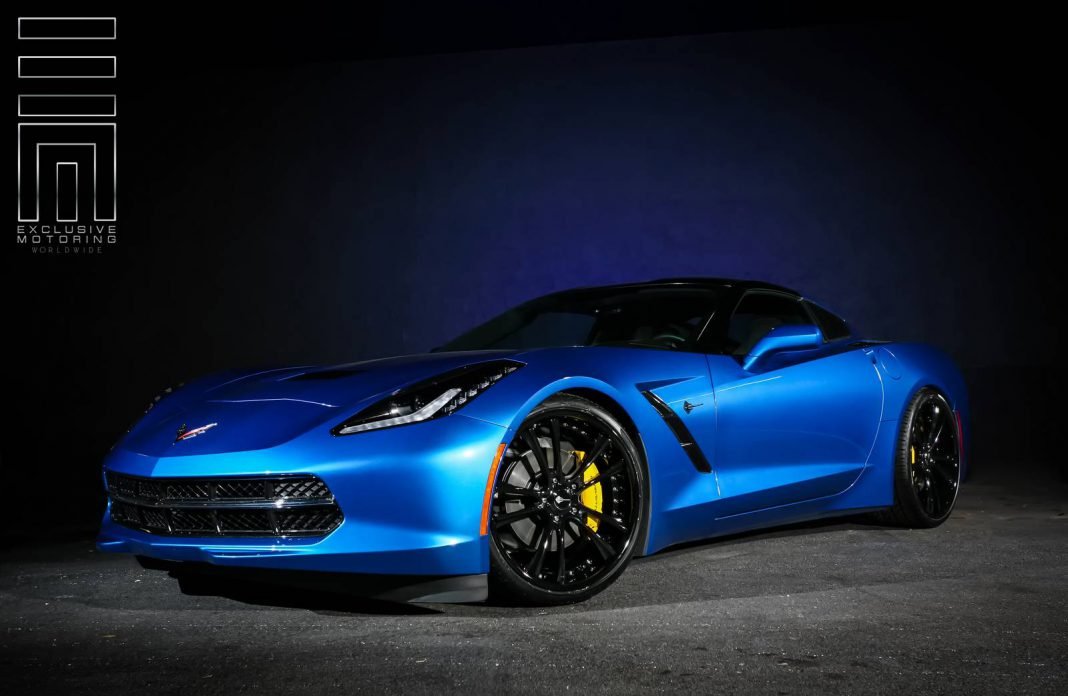 2014 Corvette Stingray by Exclusive Motoring