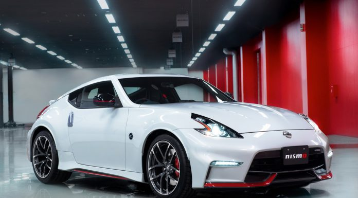 Official: 2015 Nissan 370Z Nismo