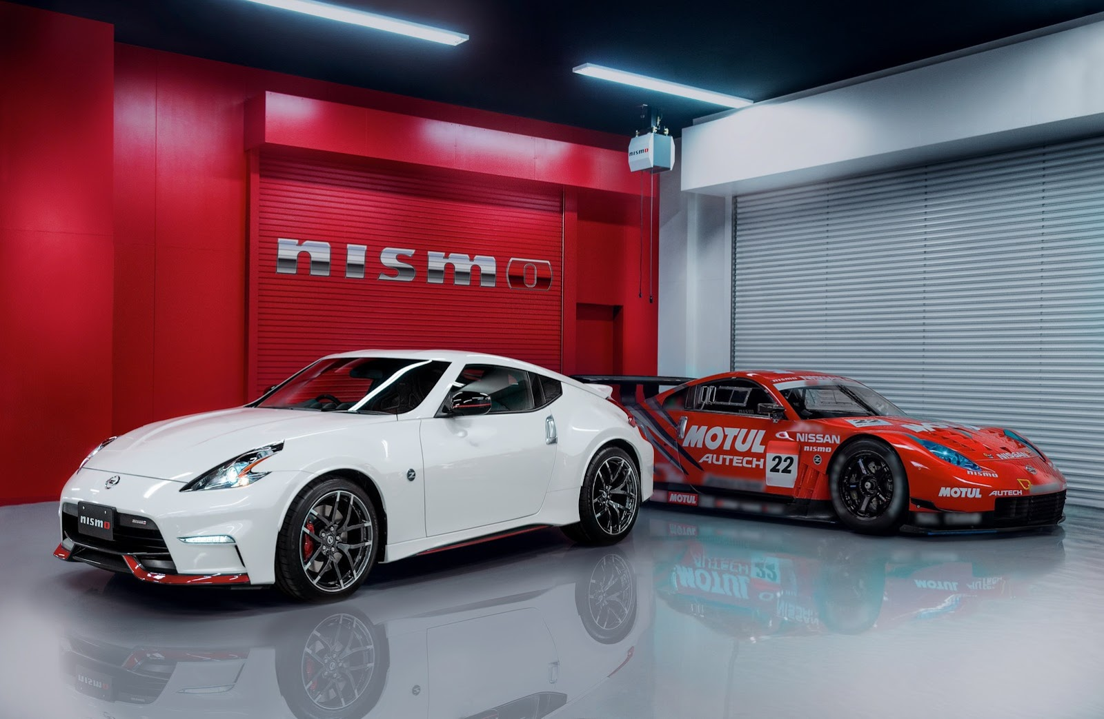 official 2015 nissan 370z nismo gtspirit. Black Bedroom Furniture Sets. Home Design Ideas
