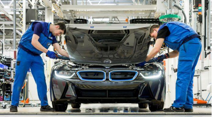 Fewer Than 500 BMW i8s to be Sold in the U.S. This Year