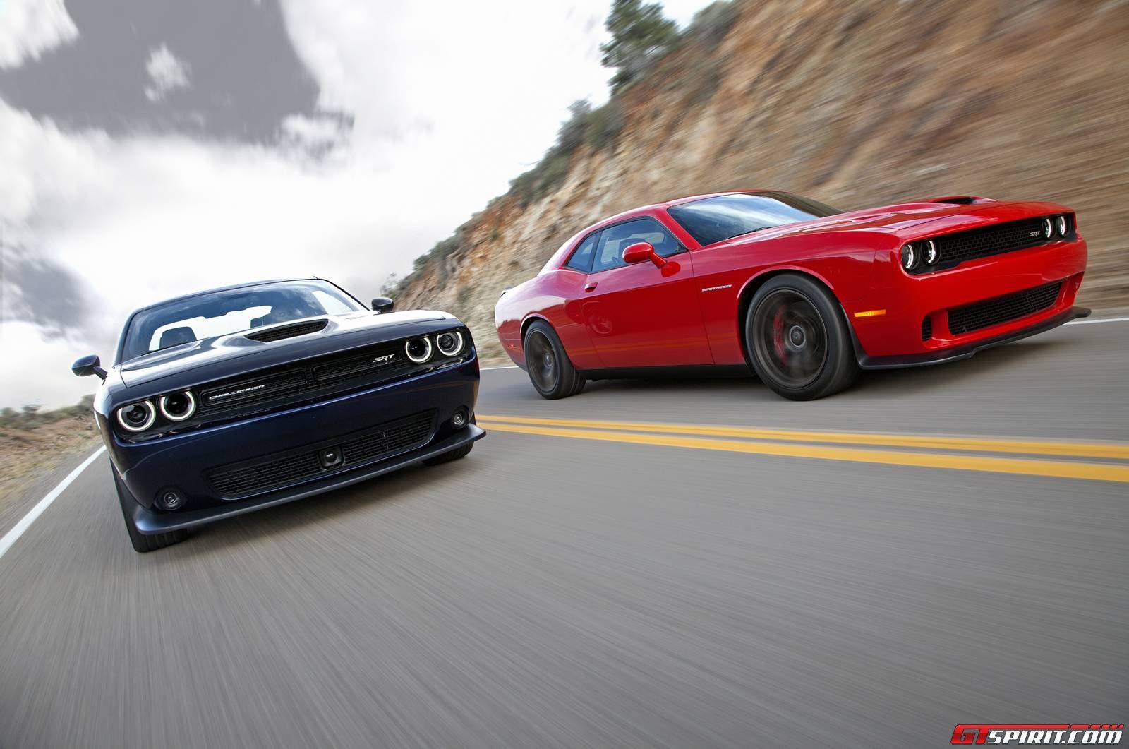 2014 Dodge Challenger For Sale >> Official: 2015 Dodge Challenger SRT Hellcat - GTspirit