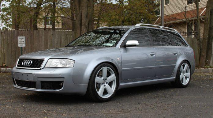 Paul Walker's Old Audi RS6 For Sale