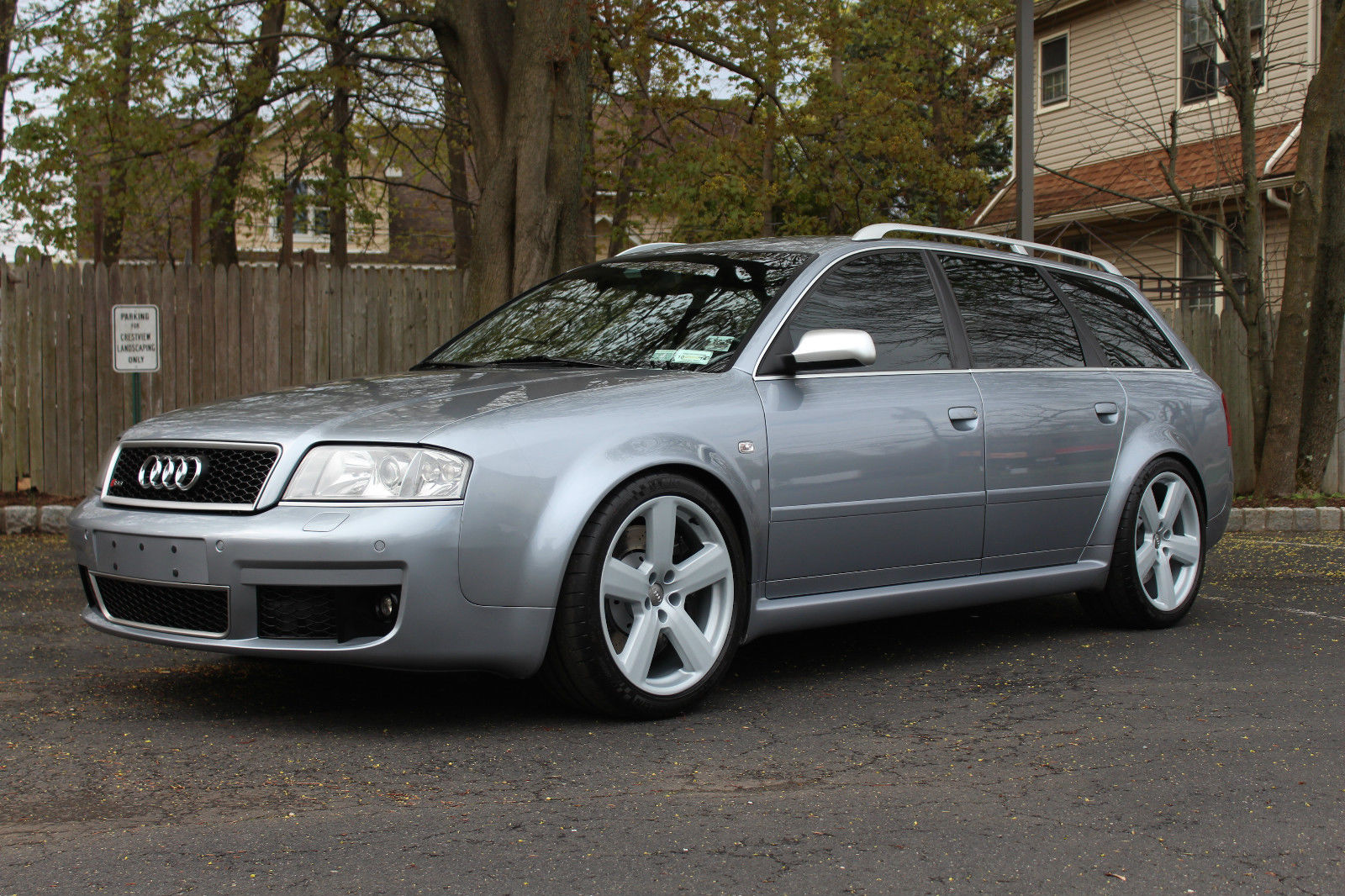 Audi a4 avant for sale ebay 7