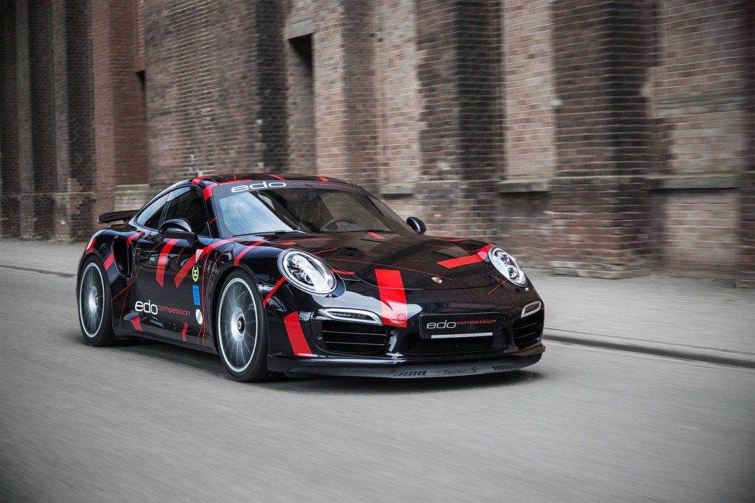 Official: 2014 Porsche 911 Turbo S by Edo Competition