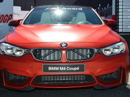 Best MotoGP Qualifier to Win BMW M4 Coupe