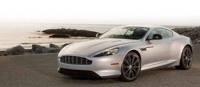 Next-gen Aston Martin DB9 Arriving in 2016 With AMG Power