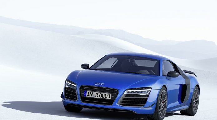 Plug-in Hybrid 2015 Audi R8 Ruled Out