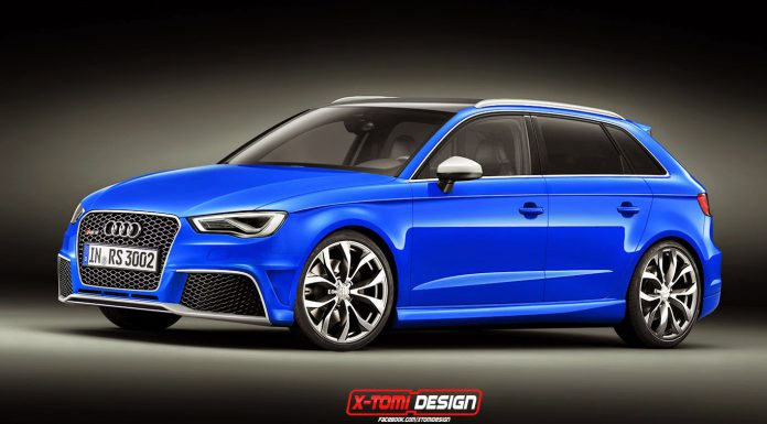 Audi RS3 Sportback Receives A3 Clubsport Styling