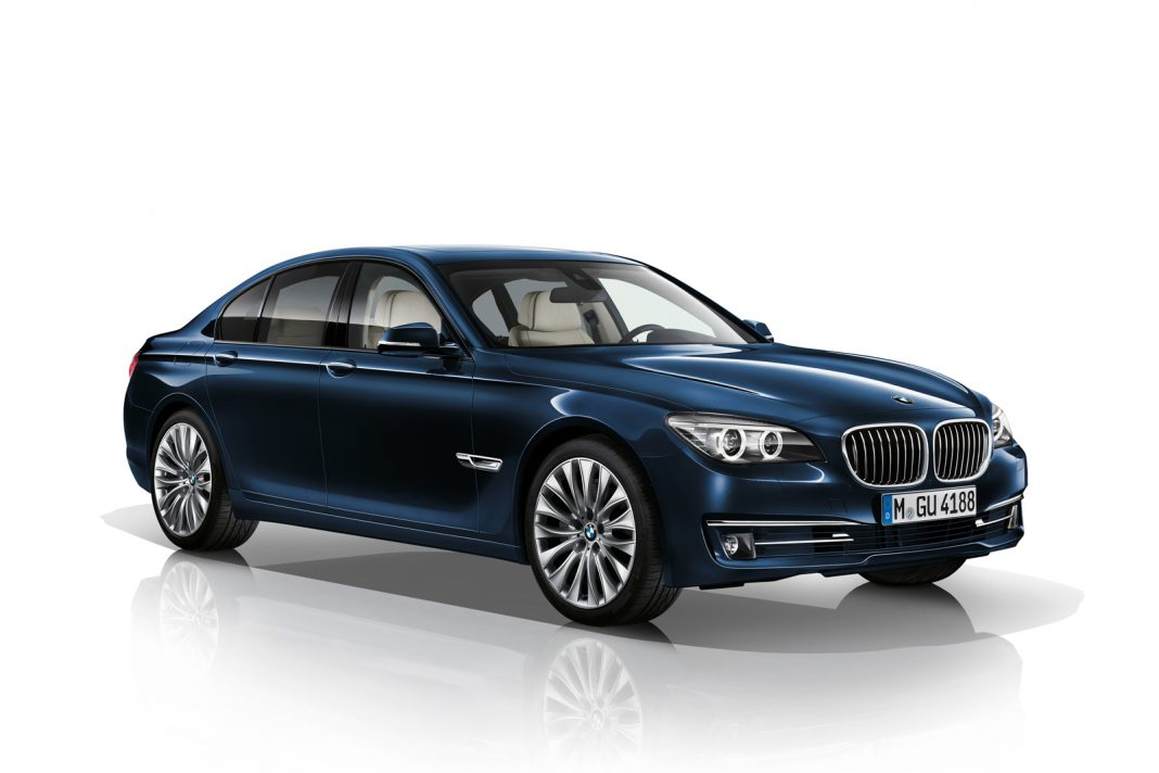 New BMW 7-Series to Debut New Brand Architecture