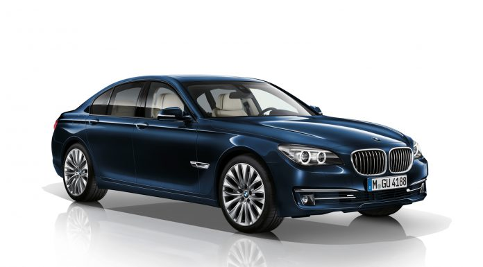 Official: BMW 7-Series Edition Exclusive