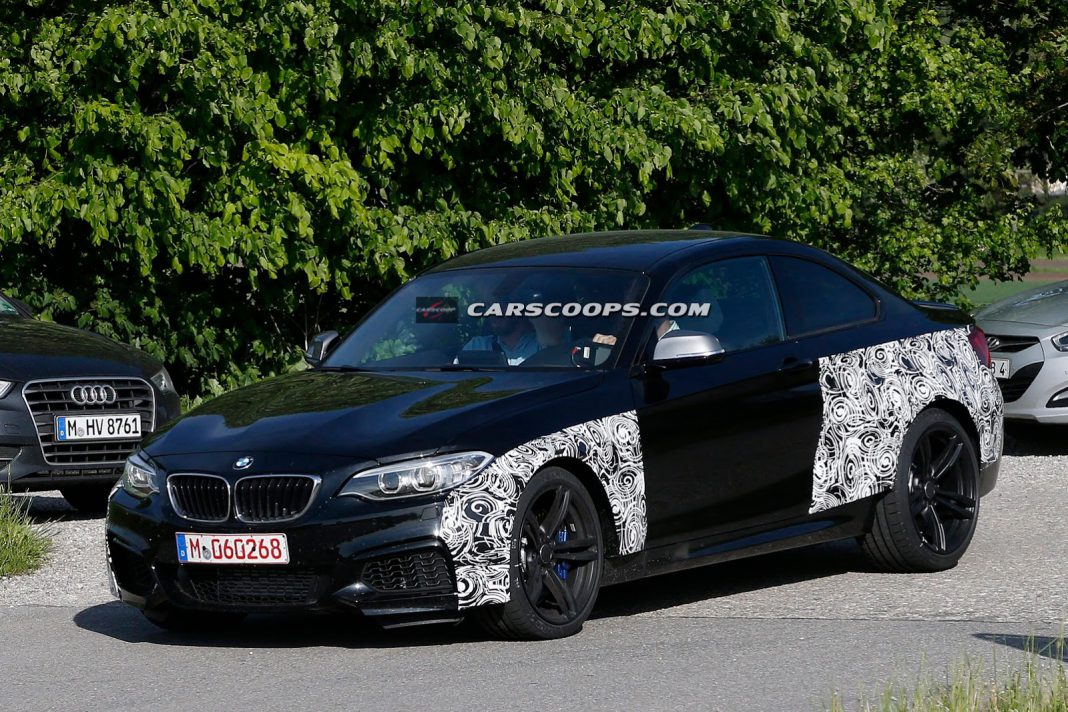 Is This An Early BMW M2 Prototype?