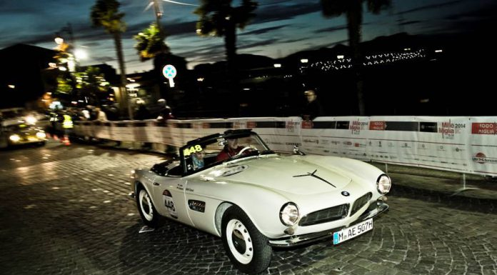 BMW at Mille Miglia 2014