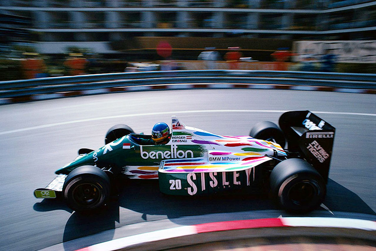 The Most Ful F1 Car Ever
